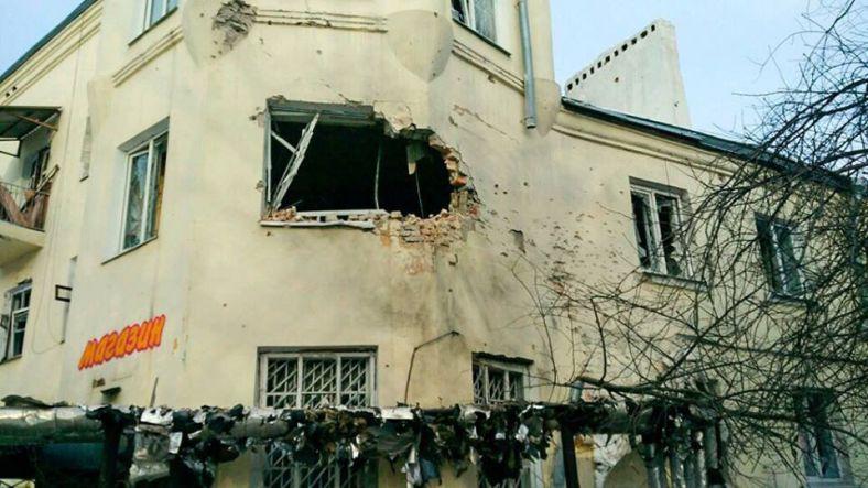 Кто и зачем обстреливает Донецк? Анализ одного инцидента